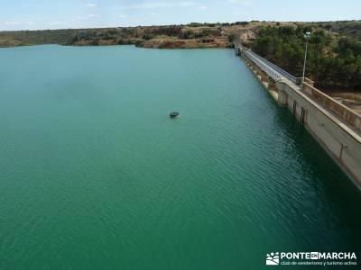 Lagunas de Ruidera;viajes en agosto puente octubre senderismo cerca de madrid